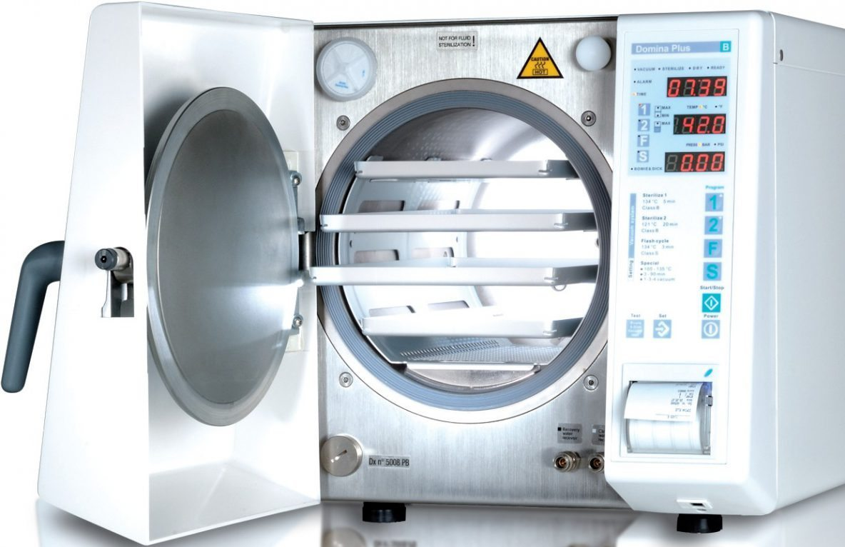 Distilled Water Is Required For Autoclaves Applications